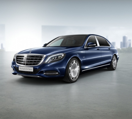 Mercedes S 400 4MATIC
